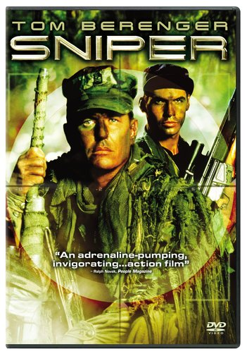 SNIPER BY BERENGER,TOM (DVD)